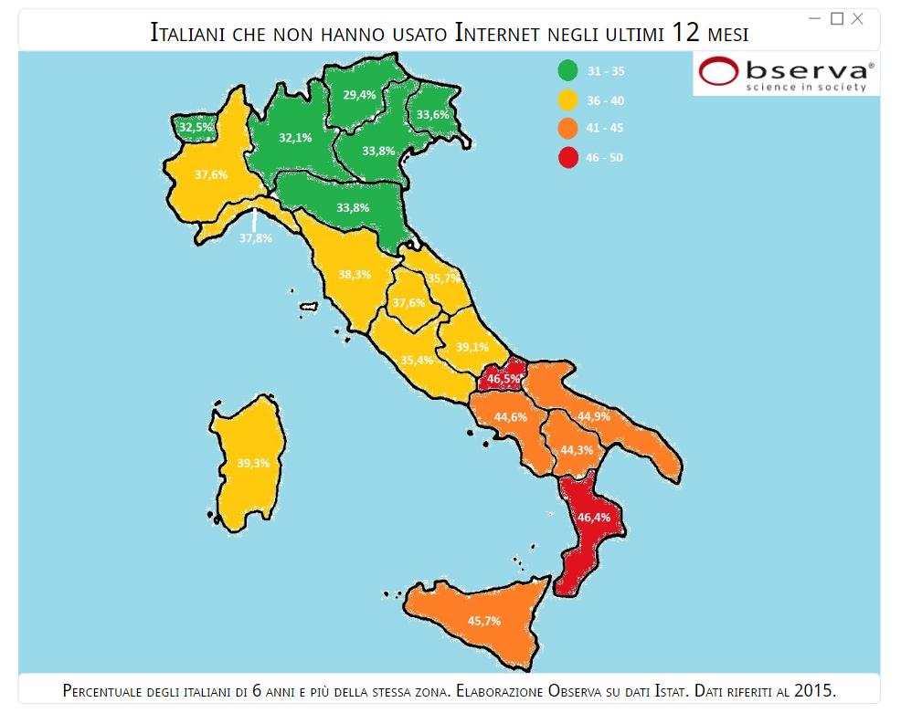 Tecnoesclusi in Italia